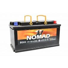 АКБ 6СТ-90 R+ (пт 750) NOMAD