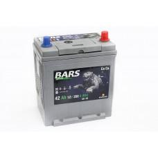 АКБ 6СТ-42 R+ (пт 350)(не обслуж)(азия) BARS