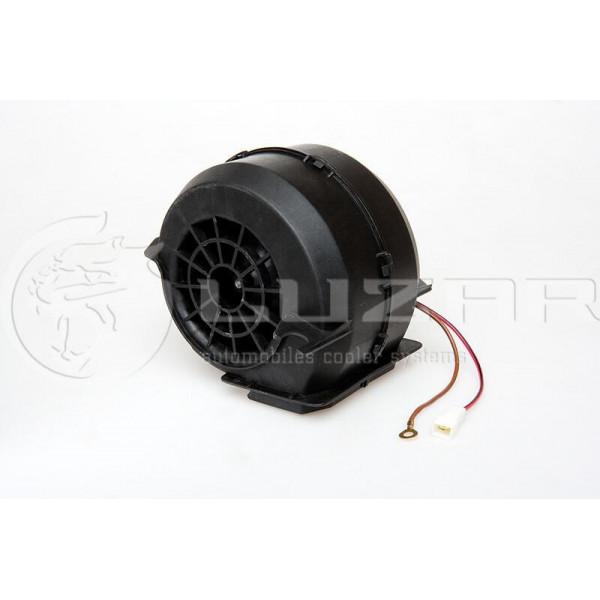 Вентилятор отопителя 2108 (с кожухом) Luzar