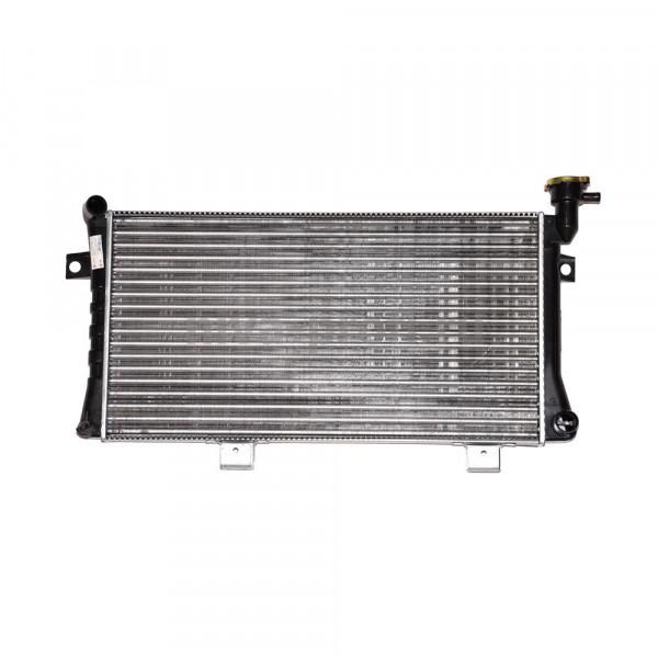 Радиатор охлаждения 21214 инж (алюм-паяный) Luzar