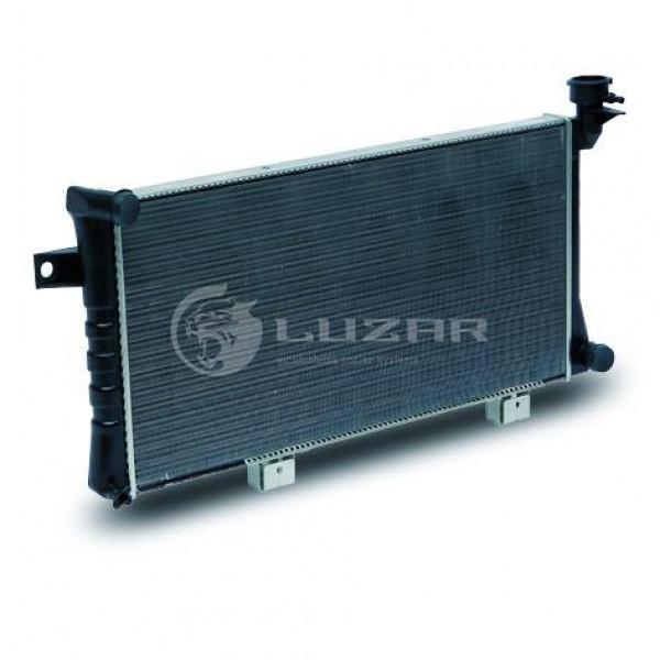 Радиатор охлаждения 21213 (алюм-паяный) Luzar