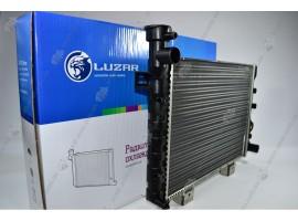 Радиатор охлаждения 2106 (алюм) Luzar