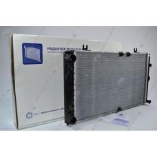 Радиатор охлаждения 1118 SPORT (алюм-паяный) Luzar