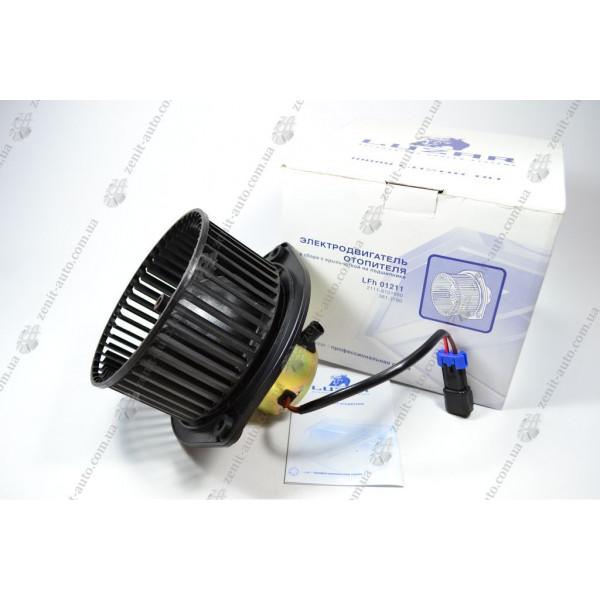 Вентилятор отопителя 1118 /2111/2170 инж Luzar
