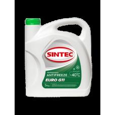 Антифриз SINTEC EURO G11, (-40),   5л, зел